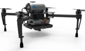 Ogniwa paliwowe zasilą drony