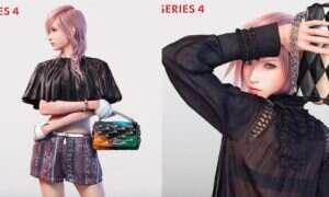 Lightning z Final Fantasy XIII twarzą nowej kolekcji Louis Vuitton