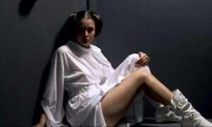 W ciągu dwóch tygodni sprzedaż parodii porno Gwiezdnych Wojen wzrosła o 500%