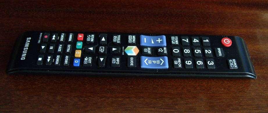 UE43J5600_remote