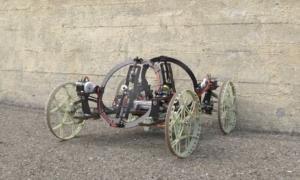 Disney stworzył małego robota zdolnego do jeżdżenia po ścianach