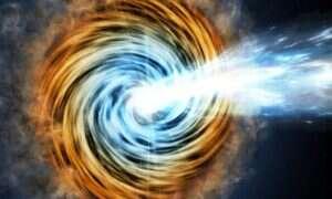 VERITAS zaobserwował rozbłysk galaktyki PKS 1441+25