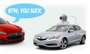 Haker-majsterkowicz przerobił zwykłe auto na autonomiczne