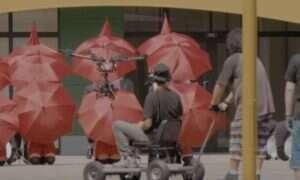 Japońska policja rozprawi się z nielegalnymi lotami dronów
