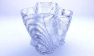 Pierwsza drukarka 3D drukująca ze szkła