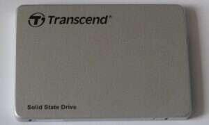 Test dysku SSD Transcend SSD370S 256 GB