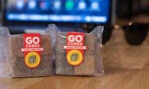 Galaretki z kofeiną Go Cubes – kawa przyszłości?