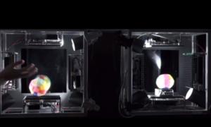 HaptoClone – japoński hologram, który możesz dotknąć