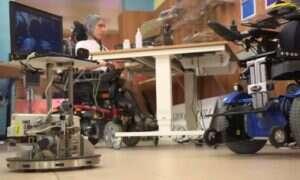 Mamy już pierwsze roboty sterowane siłą umysłu