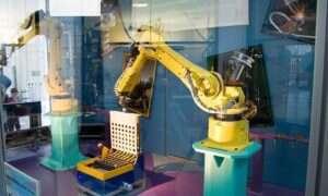 Do 2035 prawie połowa japońskiego przemysłu będzie zrobotyzowana