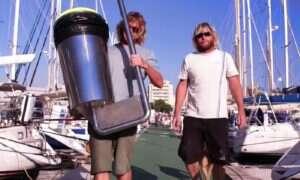 Seabin – automatyczny kosz który oczyści oceany