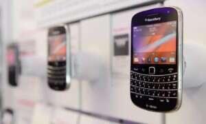 Policja informuje, że potrafi włamać się do super zabezpieczonych smartfonów BlackBerry
