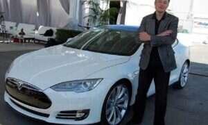 Nadchodzi Tesla Model 3