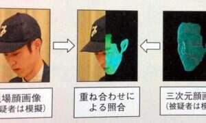 Policja w Tokio zacznie robić podejrzanym zdjęcia w 3D