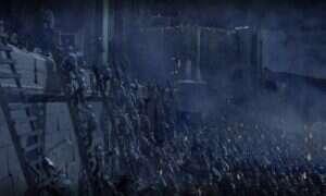 Bitwa o Helmowy Jar odwzorowana na silniku Fallout 4