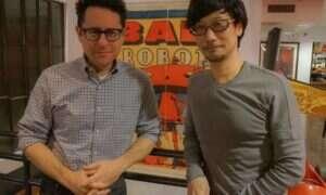 J.J. Abrams spotyka się z Hideo Kojimą – czyżby zanosiło się na współpracę?