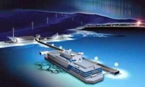 Chiny planują skonstruować pływający reaktor atomowy