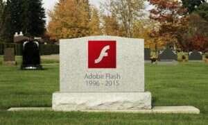 Analiza stanu umierającego Adobe Flasha – jak często trzeba było go łatać?