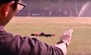 Naukowcy niczym Jedi – używają Mocy do latania dronem
