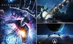 Nowa zabawa w brytyjskim wesołym miasteczku: kosmiczna kolejka w wirtualnej rzeczywistości