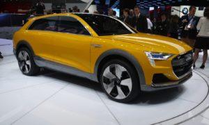 Audi h-tron quattro – wodorowy koncept
