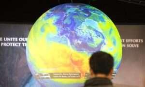 Globalne ocieplenie wpłynie na nadejście epoki lodowcowej
