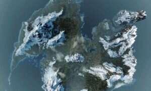 """Fotki """"lotnicze"""" z Wiedźmina 3 wyglądają jak prawdziwe satelitarne zdjęcia"""