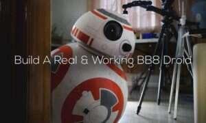 Zbuduj swojego własnego droida BB-8