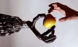 Sztuczna skóra, która pozwoli robotom na więcej delikatności