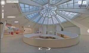 Dzięki Google, nie ruszając się z domu odkryjesz Muzeum Guggenheima