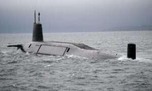 Brytyjskie łodzie podwodne ciągle działają na Windowsie XP