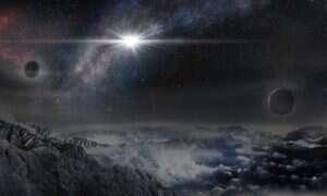 Odkryto największy magnetar we wszechświecie