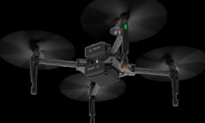 Dron zdolny do omijania prawie wszystkich przeszkód