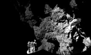 Jesteśmy po ostatniej próbie kontaktu z lądownikiem Philae