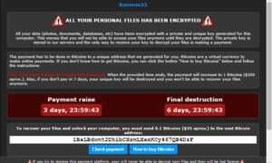 Ransom32 – jeszcze bardziej niebezpieczne oprogramowanie, oparte na JavaScript
