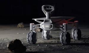 Lunar Quattro, czyli Audi chce wysłać swój łazik na księżyc