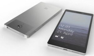 Czyżby Microsoft przez przypadek ujawnił Lumia Phone X?