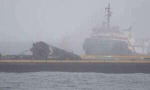 Rakieta SpaceX prawie wylądowała na barce