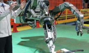 Robot Toshiby oczyści najniebezpieczniejsze miejsca Fukushimy