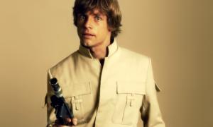 Blaster Luke'a z Gwiezdnych Wojen na aukcji. Przewidywana cena: 300 tysięcy dolarów