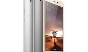 Xiaomi Redmi 3 za raptem 100 dolarów