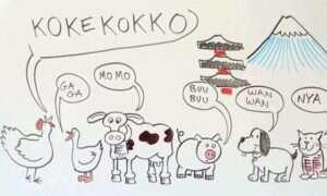 Dlaczego odgłosy zwierzęce różnie zapisujemy w różnych językach?