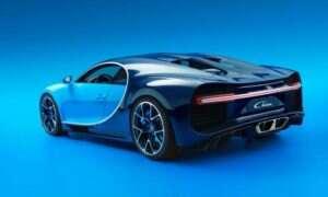 Poznajcie nową bestię Bugatti – Chiron