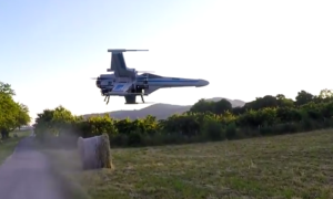 Skład dronów będzie chronił plan filmowy nowej części Star Wars