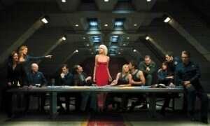 Do produkcji wszedł film Battlestar Galactica