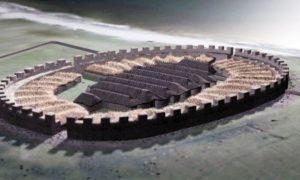 Tajemnica masakry w dawnym szwedzkim forcie na wyspie Öland