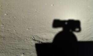 Zobacz Księżyc na zdjęciach z misji Chang'e 3