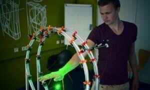 Curatio – skaner 3D specjalnie dla dłoni