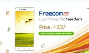 Freedom 251, najtańszy smartfon świata, to oszustwo?