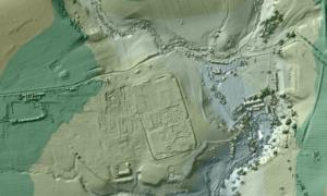 Brytyjscy archeolodzy przy użyciu LIDAR odkrywają zapomniane rzymskie drogi
